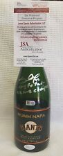 PABLO SANDOVAL Signed Autographed San Francisco Giants 2012 Champagne Bottle.JSA