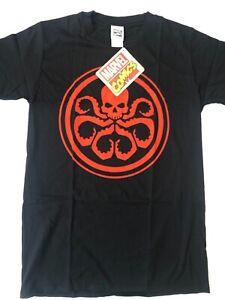 Official Marvel HYDRA mens unisex t-shirt last of stock