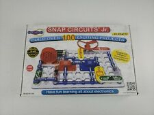 Snap Circuits Jr. Electronics Discovery Kit 100+ Educational Exciting Projects!