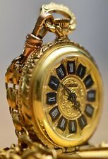 Pocket Watch and super rare Vintage Chateau Swiss Made Ladies