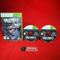 Call of Duty: Ghosts - Microsoft Xbox 360 PAL Game *BellaRoseCollectables*