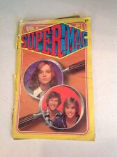 VINTAGE SUPERMAG VOL 2 , NO.1   NANCY DREW AND THE HARDY BOYS , ELO