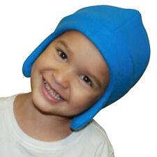 Pocoyo Fleece Hat for Children's Costume Pretend Play Birthday Blue