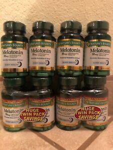 Nature's Bounty Melatonin 10 mg, 60 Tablets