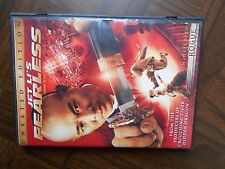 "Jet Li""s Fearless Martial Arts DVD"