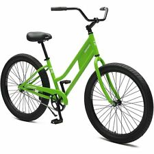 "26"" SINGLE-SPEED CHARTER RENTAL BIKE HYBRID CRUISER BICYCLE RENTAL BIKE"
