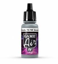 VALLEJO GAME AIR AIRBRUSH PAINT - STONEWALL GREY - 72.749