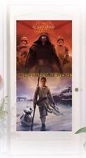 Star Wars Episode VII Force Awakens Kids Birthday Party Door Banner Decoration