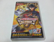 PSP yu-gi-oh! 5d's tag force 6 sony playstation