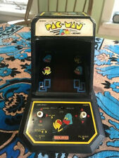 PAC-MAN Coleco Midway Table Top Mini-Arcade Game in working condition