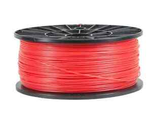 Monoprice Premium 3D Printer Filament PLA 1.75mm 1kg/spool  Red