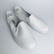 Keds Champion Slip-on Womens Size 6.5M Canvas Tennis Shoes 1990s Vintage? WK2324