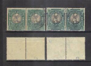South Africa 1933-48 Springbok SG.54.