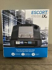 Escort Ixc Laser Radar Detector - Extended Range WiFi Connected Car Compatibl.