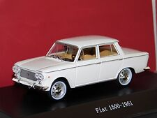 FIAT 1500 WHITE 1961 STARLINE 1/43