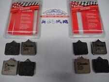 8 PASTIGLIE FRENO ANTERIORI BREMBO RACING CARBON RC KTM SUPER DUKE R 990 2011