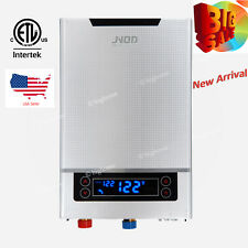 Electric Tankless 240V Home Shower Instant Water Heater Heating System ETL 11KW