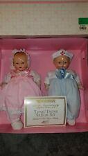 1992 Horsman Tynie Twins Sailor Set. NIB