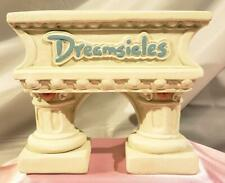 Vintage Dreamsicles Display Stand Columned Arch 5-5/8 x 3 x 5 #10094