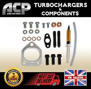 Turbocharger Mounting Kit for 708366 for Land Rover Freelander I, 2.0 Td4. 83 kW