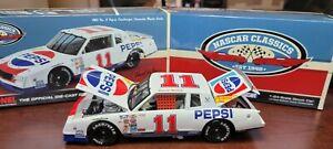 RARE 1983 Darrel Waltrip #11 Pepsi - White 1:24 Action NASCAR Die-Cast MIB