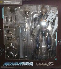 Metal Gear Rising: Revengeance Play Arts Kai Raiden (Square Enix) New Authentic
