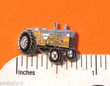Yellow FARM TRACTER - Hat pin,  lapel pin , tie tac , hatpin GIFT BOXED