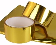 TRS Gold Performance Heat Protection Tape Raing Car Formula Ford Vee 50mm x 1m