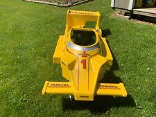 Go Kart Body Penzoil Dealer Promotion 1985 Penske Rick Mears Indy 500