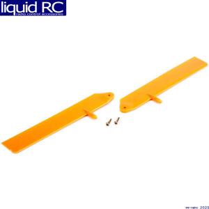 Blade Helis 3611OR Fast Flight Main Rotor Blade Set Orange: mCP X