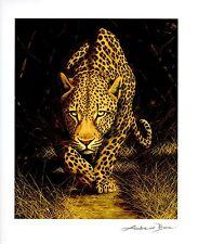 "ANDREW BONE ""AFRICAN MYSTIQUE"" SERIOLITHOGRAPH~PARK WEST"