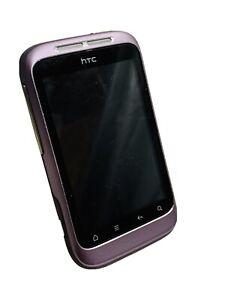 HTC Wildfire S - Light Pink ( Unlocked ) Smartphone