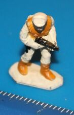 Star Wars Micro Collection Die Cast HOTH REBEL SOLDIER 088001 1982 Kenner Used