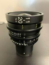 Tokina Cinema ATX 11-20mm T2.9 Wide-Angle Zoom Lens (E Mount)