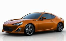 1/24 2012 Toyota 86 with Full Engine Detail Plastic Model Kit