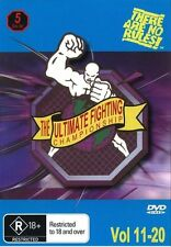 UFC - The Ultimate Fighting Championship : Vol 11-20 (DVD, 2011, 5-Disc Set)