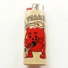 Kool-Aid Lighter Case Holder Sleeve Cover Fits Bic Lighters