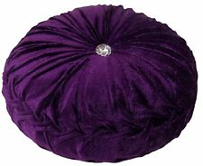 Polyester Round Decorative Cushions