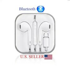 New For Apple iPhone 7 8 Plus X XS MAX XR 11 Wired Headphones Headset Earbuds
