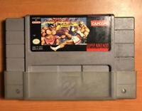 (UNTESTED) Street Fighter II 2 Turbo - SNES Super Nintendo Game