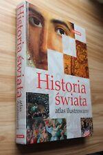 World History Ilustrated Atlas Historia świata Atlas ilustrowany DEMART