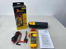 Fluke 324 True Rms Ac Clamp Meter 40a400a Ac 600vacdc
