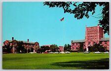 University of Tulsa Buildings in Tulsa, Oklahoma Chrome Postcard Unused