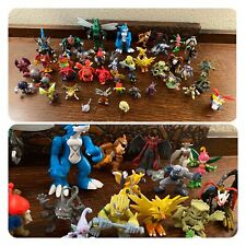 Vintage Digimon Mini Figure Toys Bandai Mix Lot of 45 Minifigs lilymon Veemon