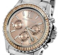 Michael Kors MK5870 Womens Everest Chronograph Bracelet Watch