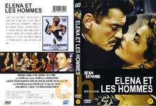 Elena et les hommes, Elena and Her Men (1956) - Jean Renoir  DVD NEW