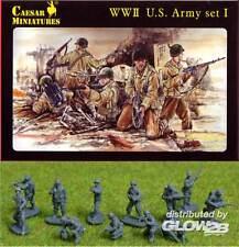 César 40 US Soldats U.S.Armée soldats Lance-flammes 1:72 Model kit kit NEU