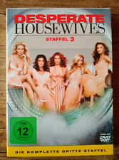 Desperate Housewive , Staffel 3 , Der Serien Hit , Kultserie , DVD , Top-Zustand