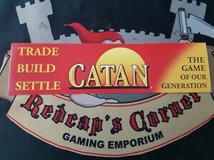 Settlers of Catan Bumper Sticker