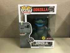 Funko Pop! Movies: Godzilla: GITD Glow Godzilla #239 PX Preview New In Box